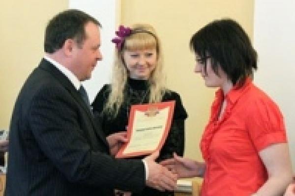 Студенты-юристы встретились со спикером Липецкого областного Совета депутатов