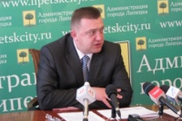 Главным смотрителем Липецка стал Сергей Столповский