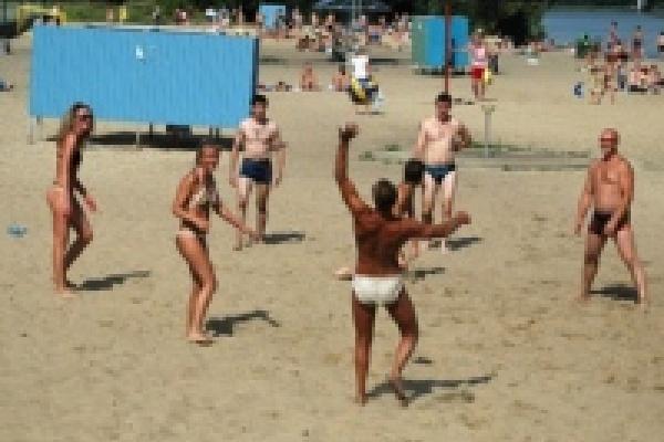 К концу мая липецкие пляжи будут готовы принять отдыхающих