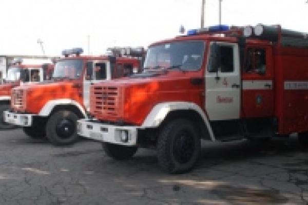 В Чаплыгинском районе создан новый пожарно-спасательный пост
