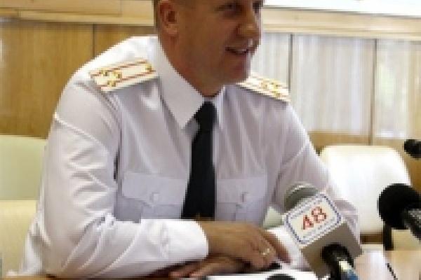 Юрий Декасов: Буду опираться на местные кадры. Из Калининграда здесь никто не появится