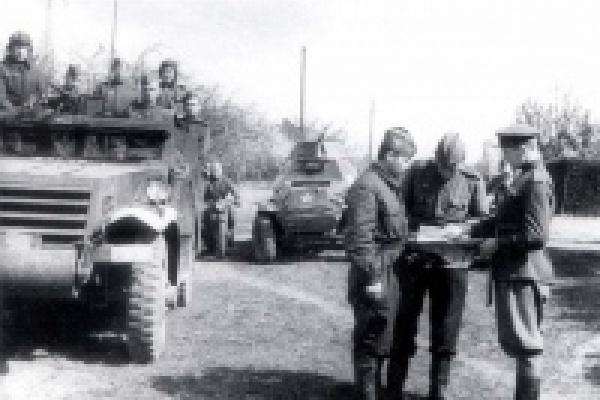 Липчане смогут побывать на выставке фотографий военных лет