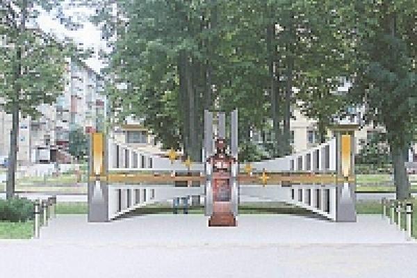 В День города в Липецке откроют памятник Юрию Гагарину