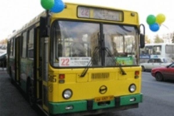 Сегодня вечером маршруты общественного транспорта в центре Липецка будут изменены