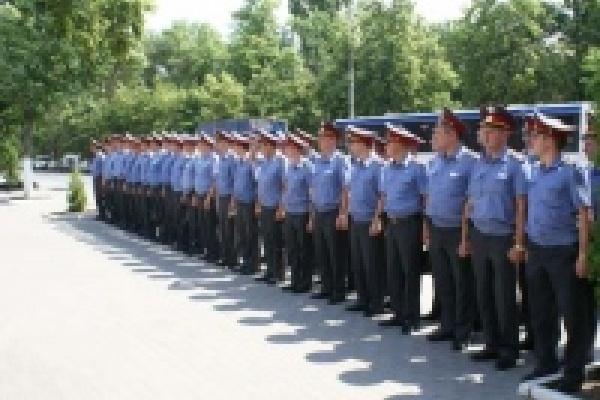 В Липецкой области аттестацию прошли начальники территориальных подразделений полиции
