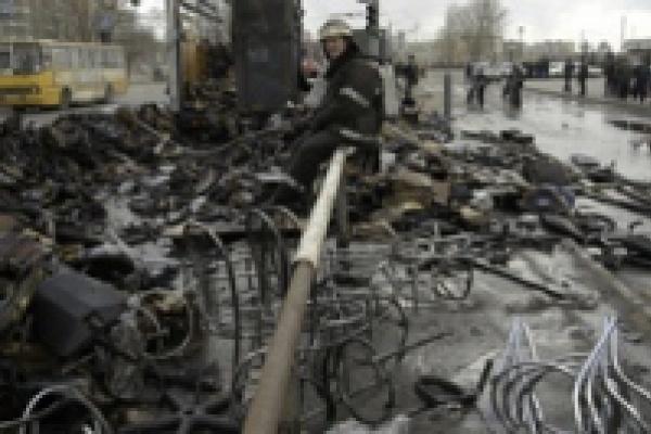 За выходные огонь убил шестерых жителей Липецкой области