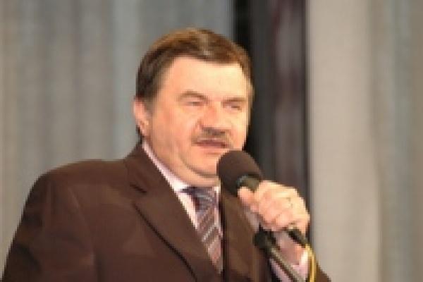 Владимир Настич стал Почетным гражданином Липецка