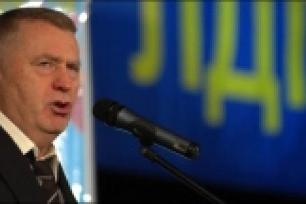 Владимир Жириновский станет кандидатом в депутаты Липецкого областного Совета