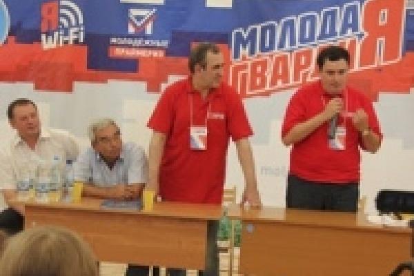 Павел Путилин: Политический опыт полезно набирать на местных выборах