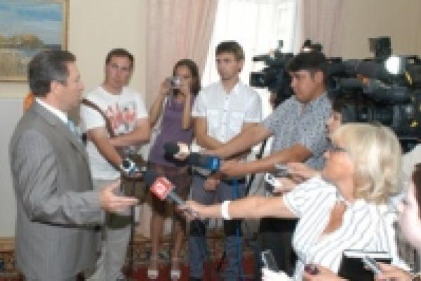 Олег Королев: «Будем работать, опережая время»