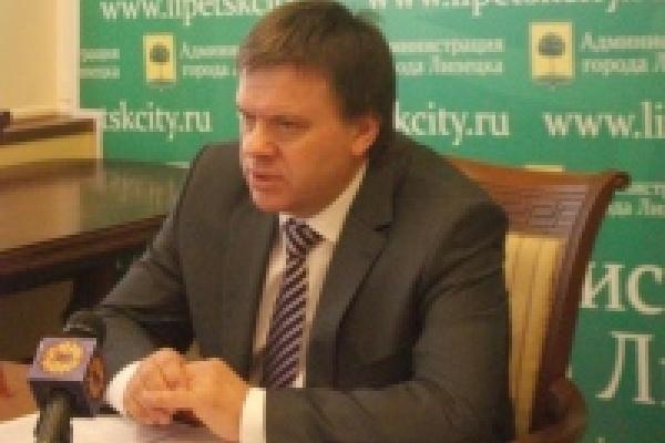 Николай Новиков назначен  заместителем главы Липецка