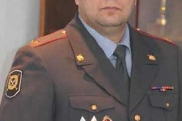 Владимир Крылов возглавил полицию города Сочи