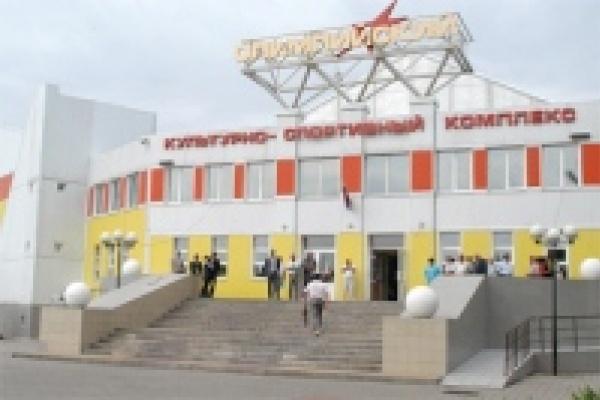На фестивале «Зодчество-2011» будут представлены спортивные комплексы Липецкой области