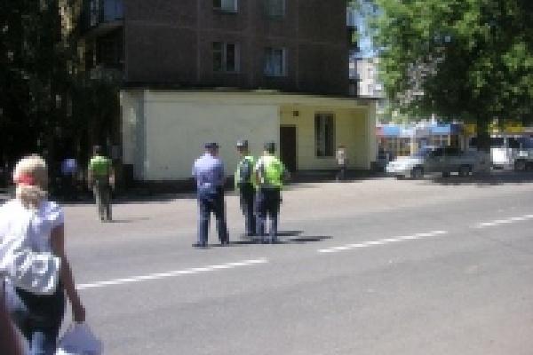 В Липецке пройдет операция «Пешеход»