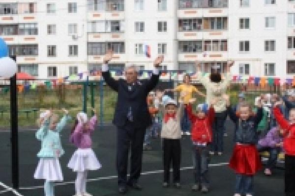 Мэр Липецка рассказал детям о российском флаге