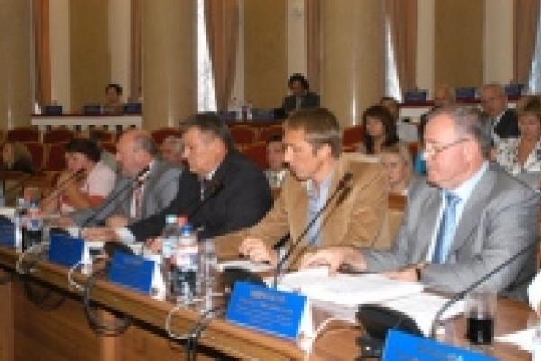 Выборы в Липецкий областной совет депутатов назначены на 4 декабря