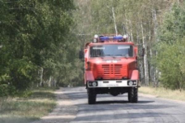 Добровольцы-пожарные получили социальные гарантии
