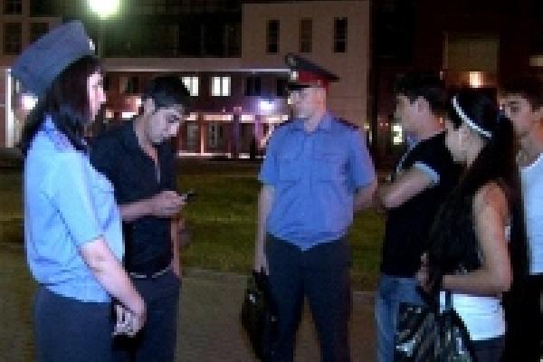 Полиция ищет прогульщиков