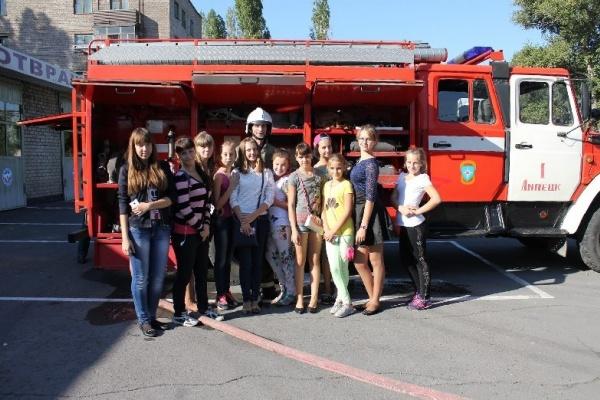 В Липецке проведут учения по спасению людей из горящего дома