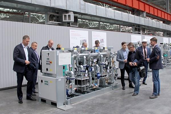 В Липецке уменьшат платежи жителей МКД за горячую воду и тепло с помощью установки современного теплового пункта