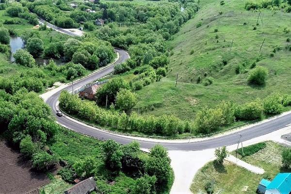 Одну из самых красивых дорог в Липецкой области будет ремонтировать приструненная прокуратурой компания