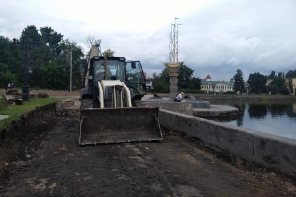 На апгрейд двух липецких площадок будет потрачено 102 млн рублей