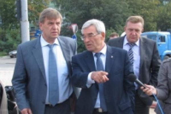 Обустройство трамвайного переезда на пересечении улиц Космонавтов – Циолковского завершится сегодня