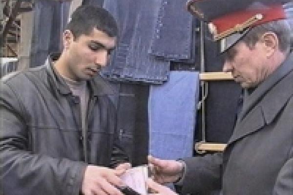 Коммерсантов-нелегалов штрафуют