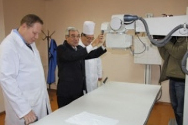 На базе «Центральной городской клинической больницы Липецка» открылся травматологический пункт