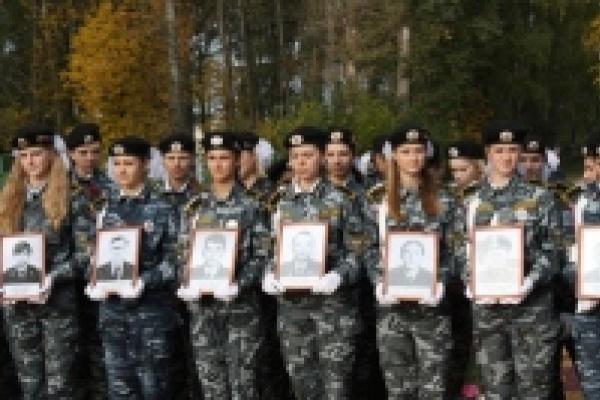 В Липецкой области сегодня вспоминали погибших милиционеров