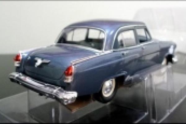 В Липецке открывается выставка мини-копий зарубежных и отечественных автомобилей
