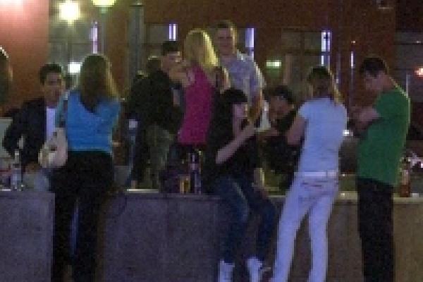 Полиция: за распитие пива на улице нужно сажать на 15 суток