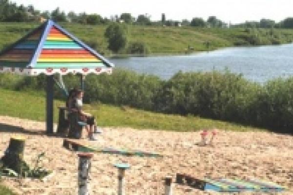 В Липецкой области привели в порядок еще один пруд