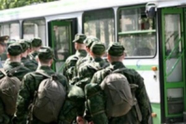 По вопросам призыва в армию открыта горячая телефонная линия