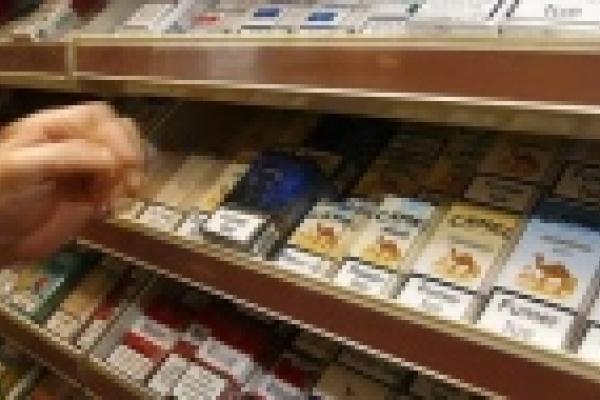 Торговцев табаком оштрафовали
