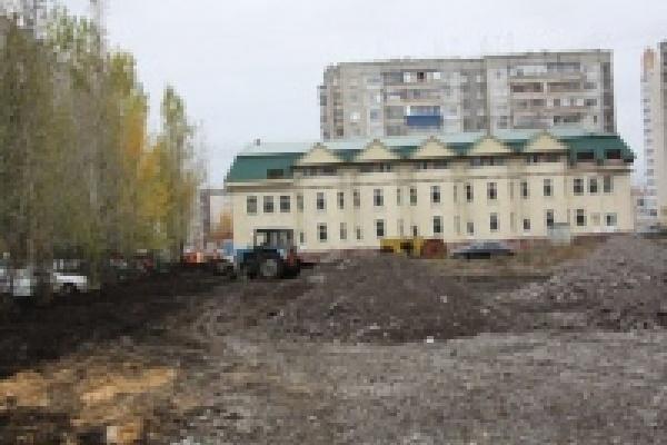 На пустыре в 24 микрорайоне Липецка появится сквер и детская площадка