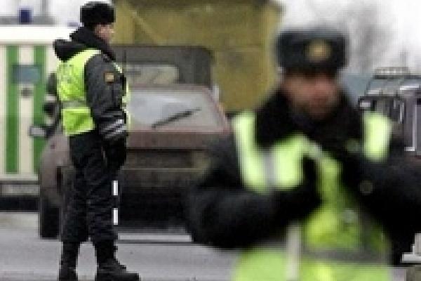 В Липецке инспекторы ДПС задержали пьяного водителя МАЗа