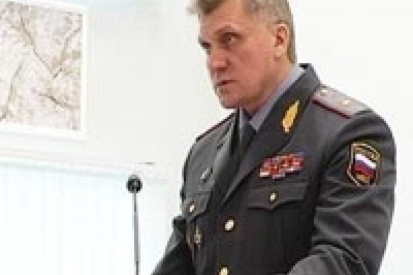 Бывший начальник липецкой милиции стал генерал-лейтенантом
