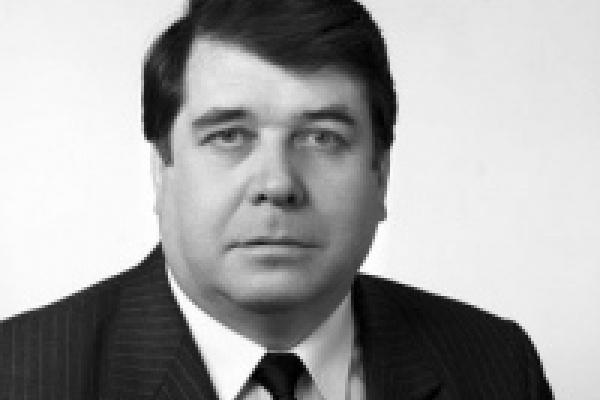 Скончался бывший директор Новолипецкого комбината