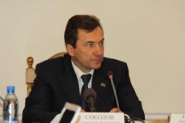 Александр Соколов сегодня может лишиться работы