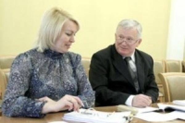 Председателем Контрольно-счетной палаты избран Владимир Бербенец