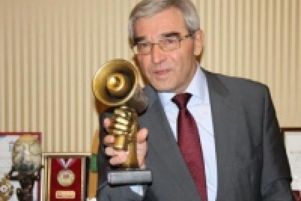 Пиарщики Черноземья наградили мэра Липецка