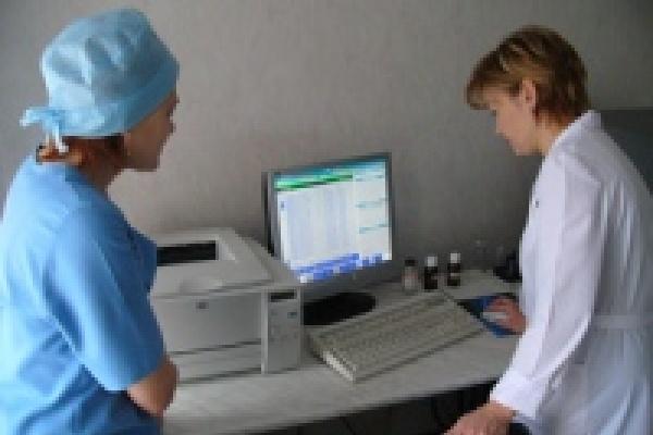 В Липецкой области медицинские учреждения переводится на электронную регистратуру