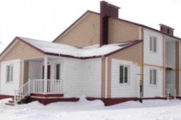 В селах области продолжат строительство жилья эконом-класса