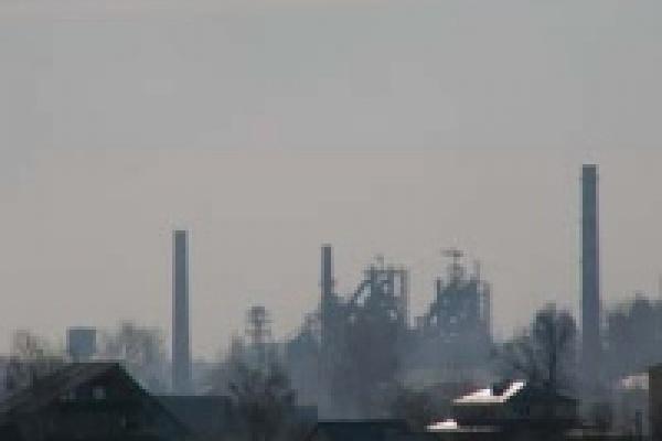 Объем выбросов в атмосферу региона снизился