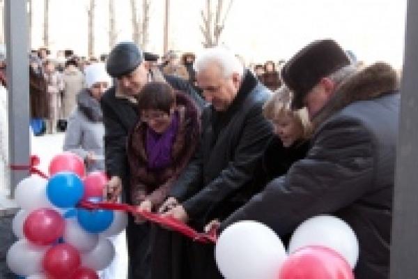 В Ельце открыт акушерский центр, а в Чаплыгине - поликлиника