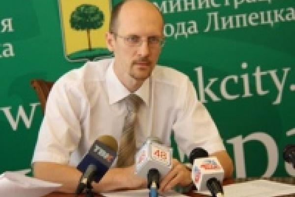 Алексей Гурин ушел из мэрии Липецка
