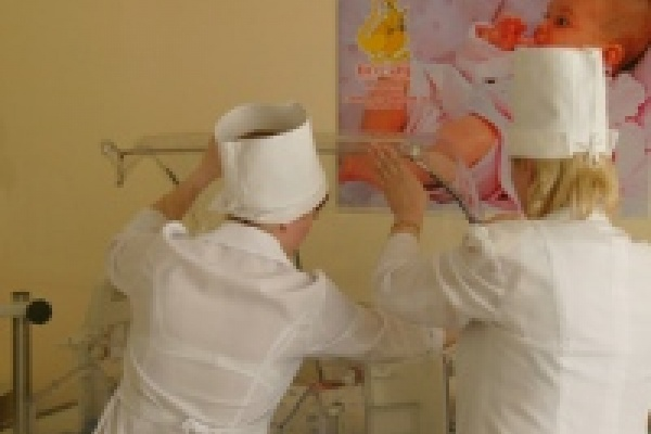 На ремонт и новое оборудование областного перинатального центра выделено 54,8 млн. рублей