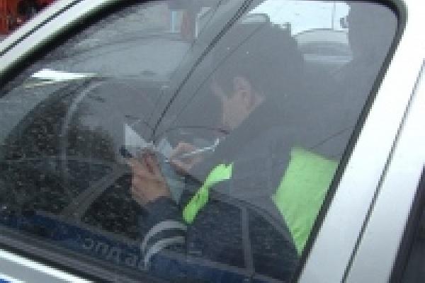 За пять дней операции «Тонировка» выявлены более 400 автомобилей в затемненными стеклами