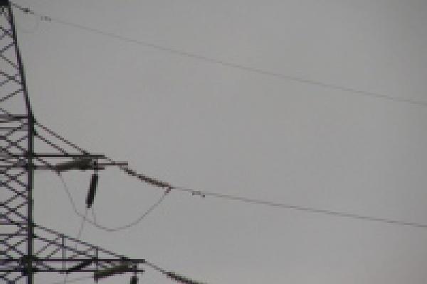 Из-за погоды без света остались жители сел в трех районах Липецкой области